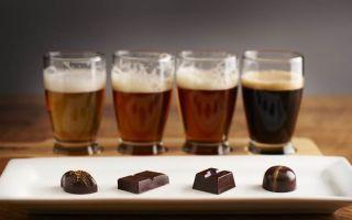 Как производят и с чем пьют шоколадное пиво