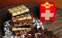 История и марки швейцарского шоколада