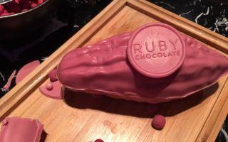 Рубиновый шоколад: маркетинговый ход или открытие?