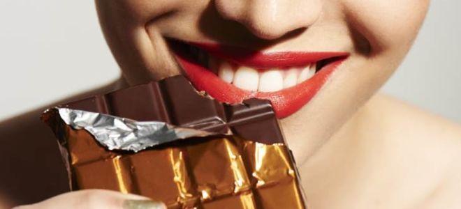 Можно ли найти гормоны радости в шоколаде?