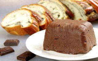 Шоколадное масло в домашних условиях: от советского ГОСТа к фэт-бомбам