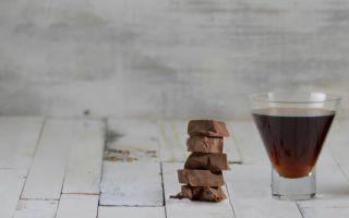 Рецепты шоколадного ликера в домашних условиях