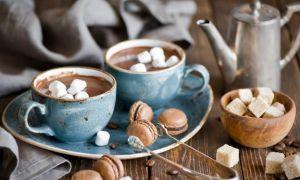 Три рецепта густого горячего шоколада