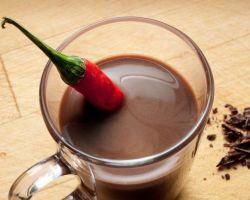 Как приготовить шоколад с перцем в домашних условиях