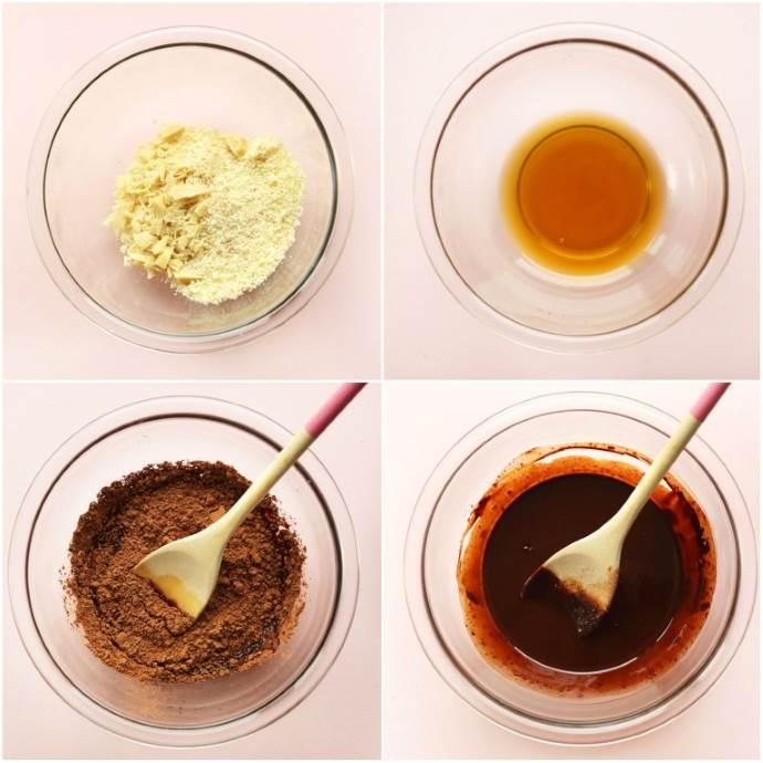 Рецепт шоколада для веганов