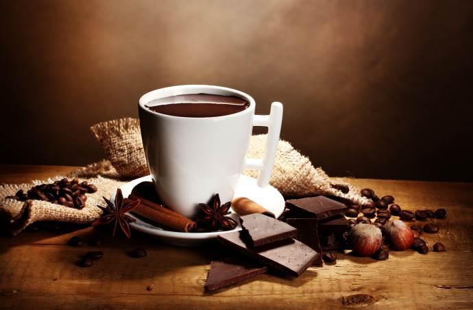 Шоколад в разных видах