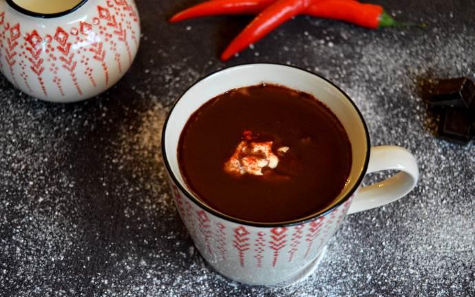 Домашний жгучий шоколад