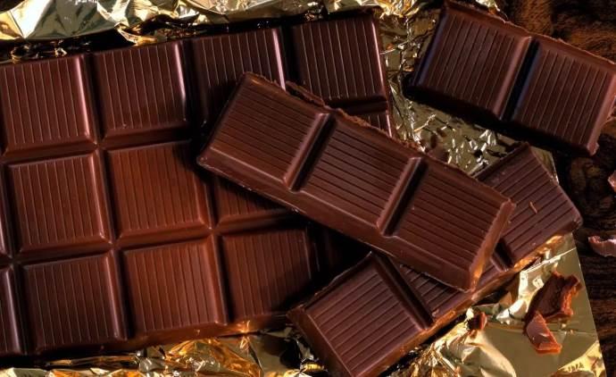 Шоколад в фольге