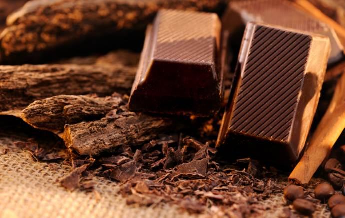 Стружка шоколадная
