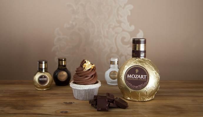 Моцарт бутылка