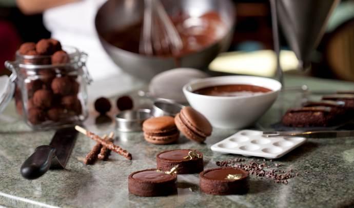 Праздник шоколатье