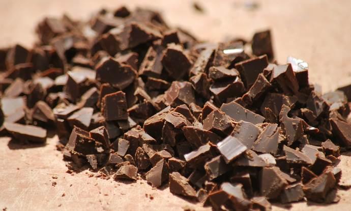 Шоколадная крошка