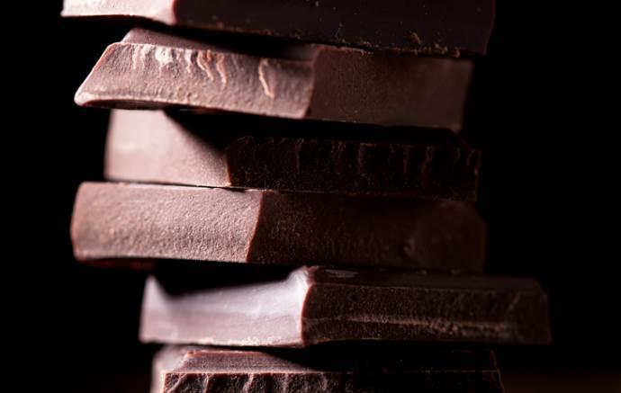 Шоколадная башня