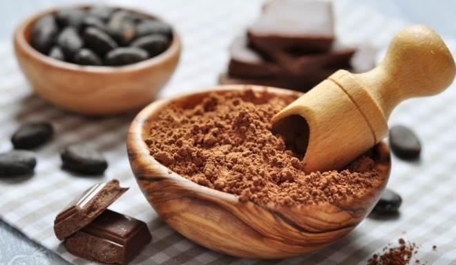 Какао-бобы для бельгийского шоколада