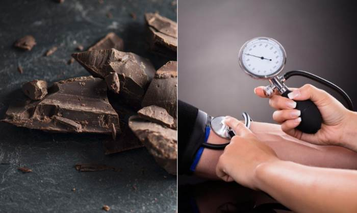 Темный шоколад повышает давление или понижает